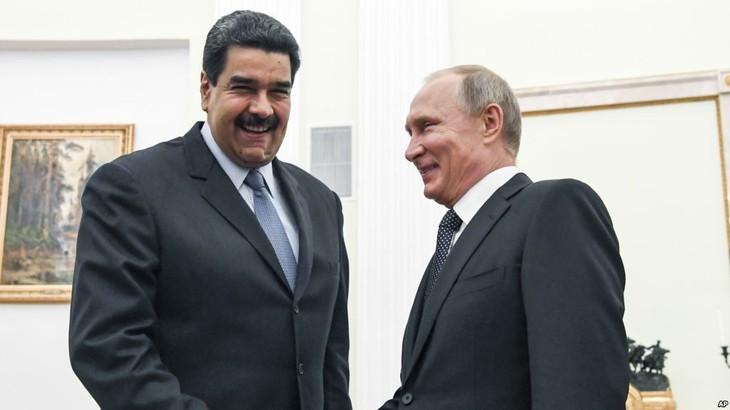 La Russie et le Vénézuéla consolident leur partenariat stratégique - ảnh 1