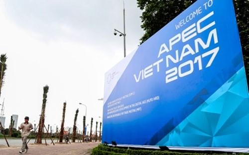 Sommet de l'APEC 2017: derniers préparatifs  - ảnh 1