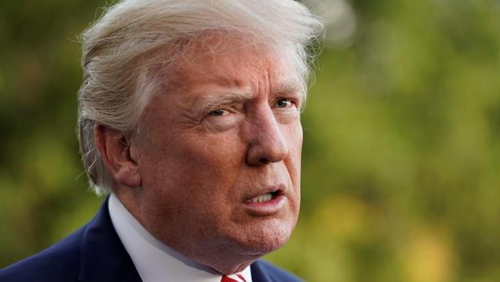 Trump critique l'accord sur le nucléaire iranien - ảnh 1