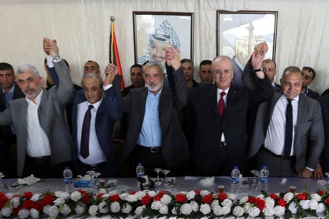 Palestine: Le Hamas dit avoir trouvé un accord avec le Fatah - ảnh 1
