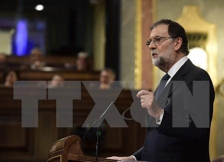 Indépendance de la Catalogne: la réponse de Madrid - ảnh 1