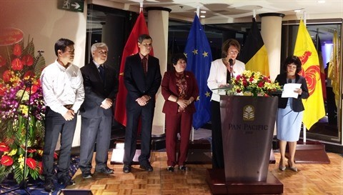 Wallonie-Bruxelles: 21 ans de présence au Vietnam - ảnh 1