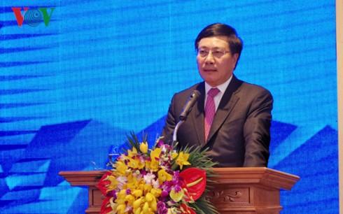 Publication des donateurs de l'année de l'APEC Vietnam 2017 - ảnh 1