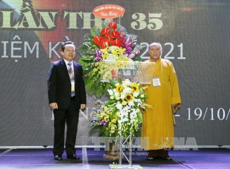 Ouverture du 35ème congrès de l'église protestante du Vietnam - ảnh 1