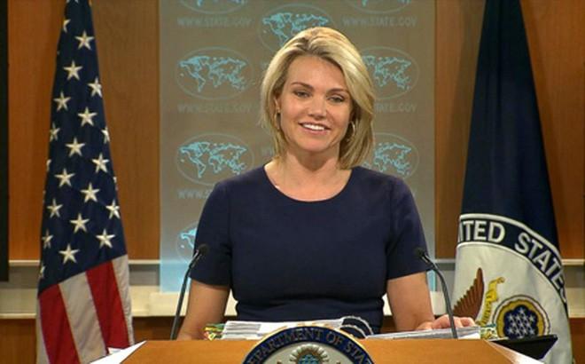 Les Etats-Unis «cherchent avant tout» à dialoguer avec la RPDC au bon moment - ảnh 1
