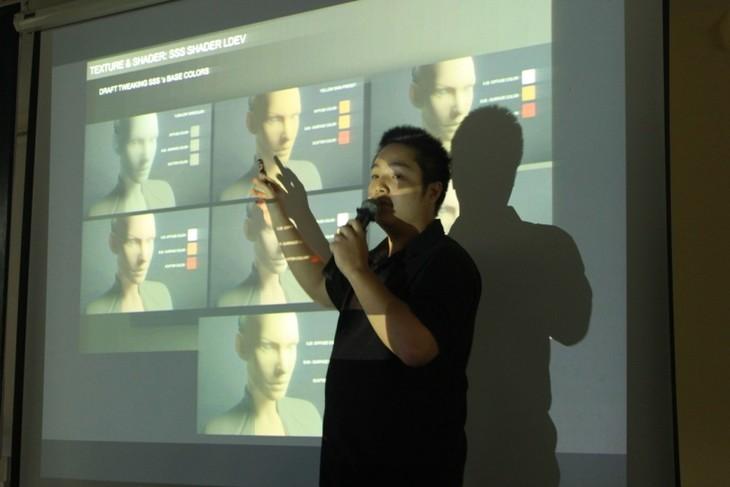 Phung Dinh Dung - donner au 3D vietnamien ses lettres de noblesse   - ảnh 2