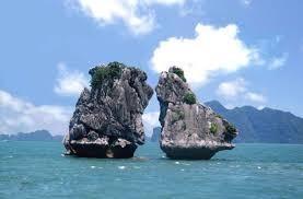 Tourisme: Leçon 14: La baie d'Halong-Première partie - ảnh 1