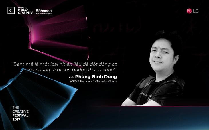 Phung Dinh Dung - donner au 3D vietnamien ses lettres de noblesse   - ảnh 3