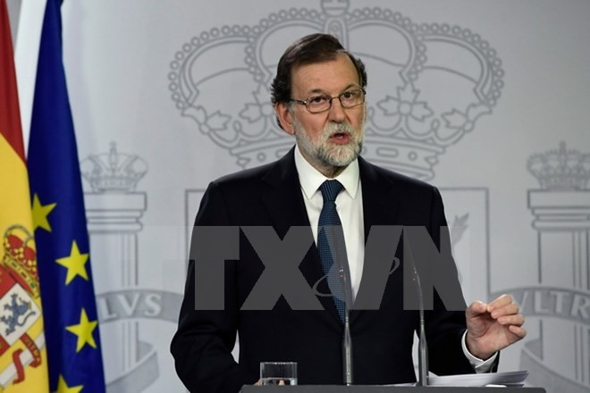 """Catalogne: """"Nous avons atteint une situation limite"""", pour Mariano Rajoy - ảnh 1"""