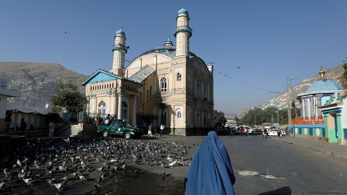 Deux attentats font près de soixante morts en Afghanistan - ảnh 1