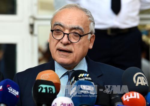 Fin des pourparlers interlibyens à Tunis sans percée notable - ảnh 1