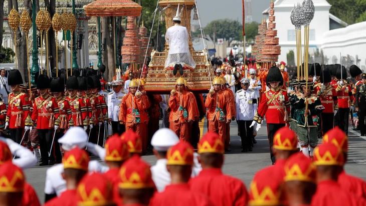 Thaïlande: les obsèques du roi Bhumibol Abulyadej  - ảnh 1