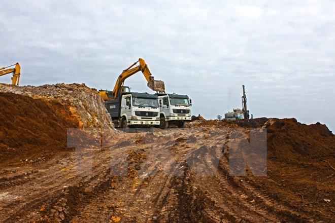 Coopération Vietnam-Laos dans l'exploitation des minerais - ảnh 1