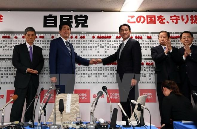 Japon : pari gagné pour Shinzo Abe ! - ảnh 1