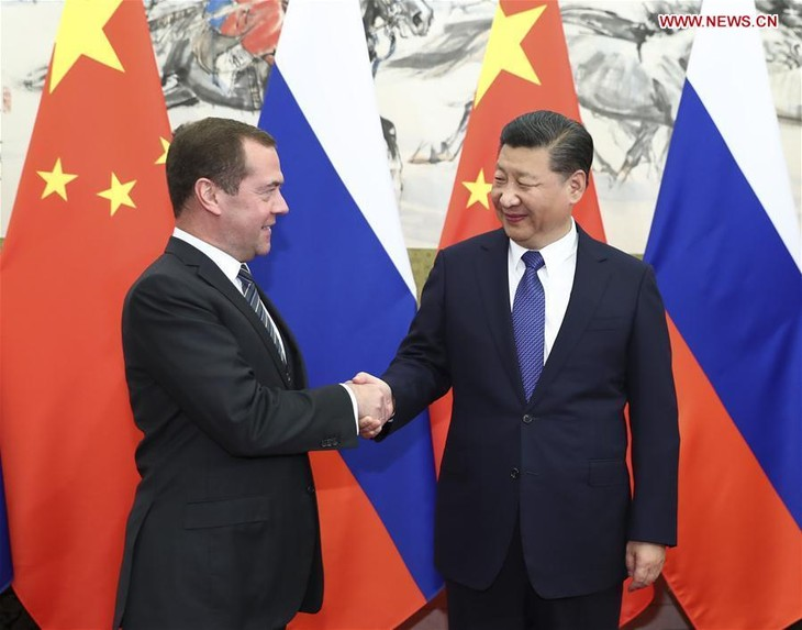 Vers la liaison des systèmes nationaux de paiement entre Moscou et Pékin - ảnh 1