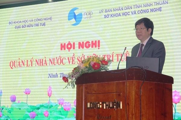 Conférence nationale sur la gestion de la propriété intellectuelle - ảnh 1