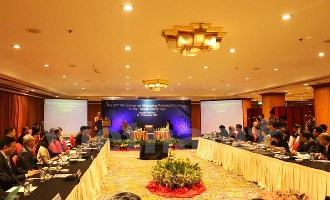 Mer Orientale: le contrôle des conflits nécessite des efforts communs - ảnh 1