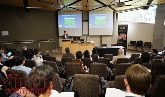Colloque sur la situation du Vietnam de 2017 à Canberra - ảnh 1