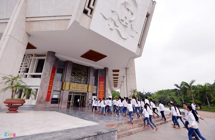 Vu Duc Dam au musée Ho Chi Minh  - ảnh 1