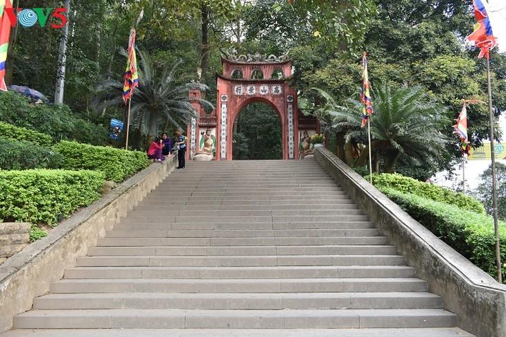 Le culte des rois Hùng à Phu Tho - ảnh 1