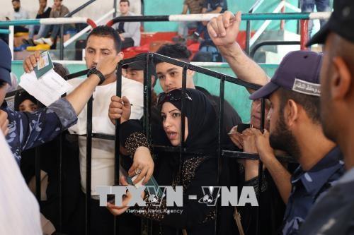 L'Egypte rouvre le terminal de Rafah à l'occasion du ramadan - ảnh 1