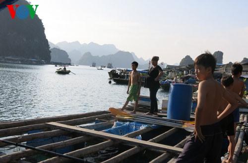 Cua Van – Vung Vieng៖ ភូមិអណ្តែកទឹកនៅលើសមុទ្រ - ảnh 5