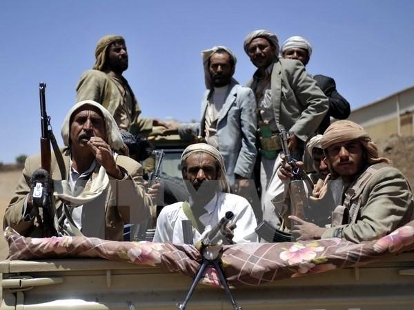 កងទ័ពអារ៉ាប់ចម្រុះចោទប្រកាន់ពួកឧទ្ទាម Houthi រំលោភលើបទឈប់បាញ់  - ảnh 1