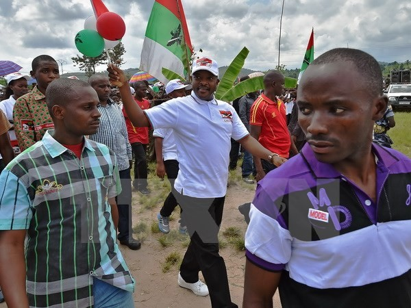 សន្និសីទ EAC បានបើកនៅ Tanzania សំដៅពិភាក្សាអំពីវិបត្តិនៅ Burundi  - ảnh 1
