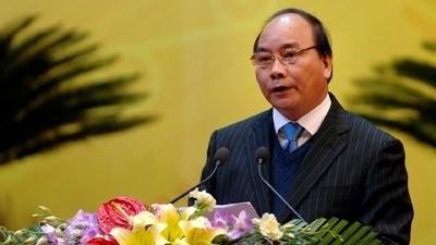 ឧបនាយករដ្ឋមន្ត្រី Nguyen Xuan Phuc ទទួលជួបសន្ទនាជាមួយគណៈកម្មាធិការអធិការកិច្ចរដ្ឋាភិបាលឡាវ - ảnh 1