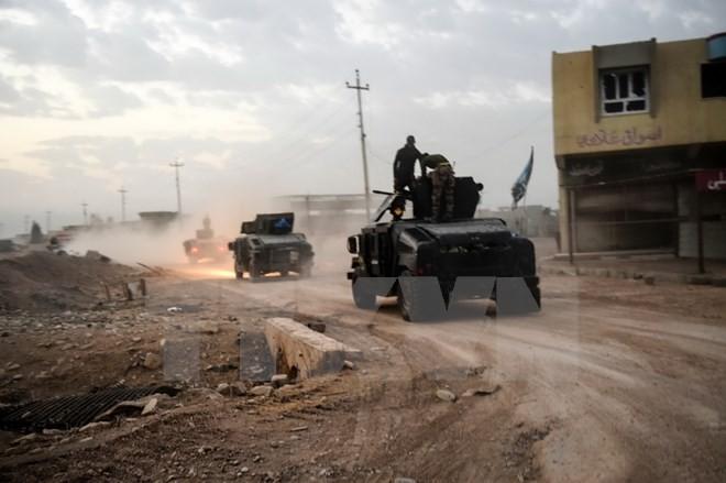 អ៊ីរ៉ាក់៖ កុមារចំនួន ៦ សែននាក់កំពុងជាប់គាំងនៅទីក្រុង  Mosul - ảnh 1