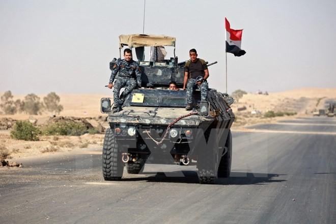 កំលាំងអ៊ីរ៉ង់ឈានចូលទីក្រុង Mosul ជាលើកដំបូង  - ảnh 1