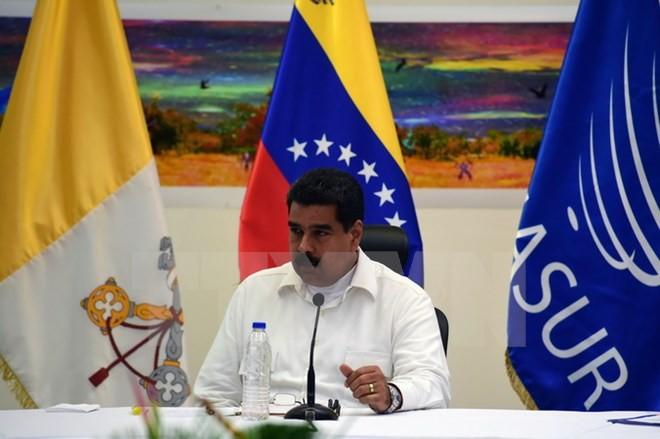 រដ្ឋសភា Venezuela ផ្អាកសវនាការនយោបាយប្រឆាំងប្រធានាធិបតី Maduro - ảnh 1