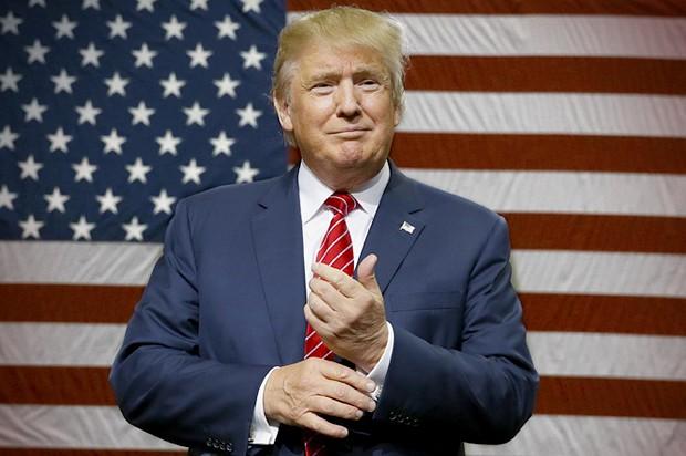 ប្រធានាធិបតីជាប់ឆ្នោតរបស់អាមេរិក លោក Donald Trump មានគោលបំណង់ជំរុញដំណើការសន្តិភាពនៅមជ្ឈឹមបូពា៍ - ảnh 1