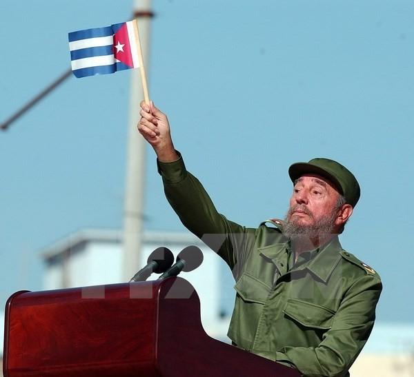 បណ្ដាប្រទេសអាមេរីកឡាទីនរំលឹកវិញ្ញណក្ខន្ធអគ្គមគ្គទេសក៍គុយបា Fidel Castro  - ảnh 1