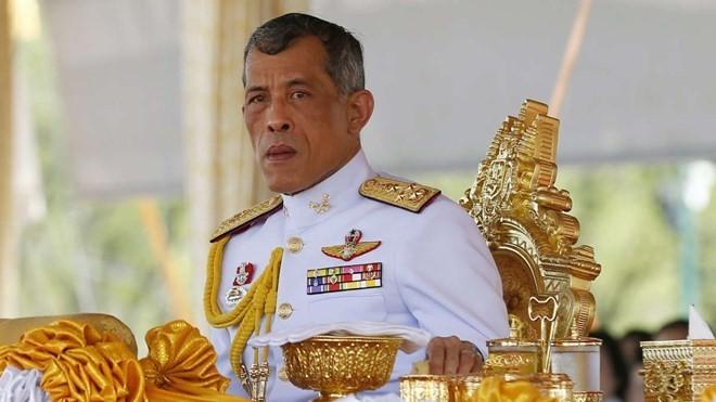 រាជទាយាទ Vajiralongkorn ឡើងសោយរាជ្យសម្បត្តិ្តព្រះមហាក្សត្រថ្មីរបស់ថៃ - ảnh 1