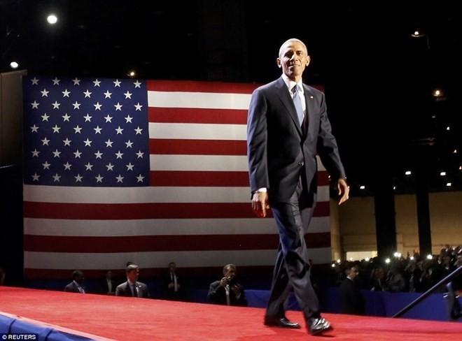 ប្រធានាធិបតី Obama អះអាងនូវការជឿជាក់ទៅលើអនាគតរបស់អាមេរិក - ảnh 1