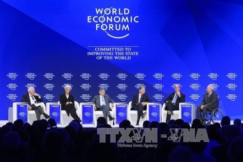 វេទិកាសេដ្ឋកិច្ចពិភពលោក Davos ២០១៧បានបិទបញ្ចប់ប្រកបដោយជោគជ័យ - ảnh 1