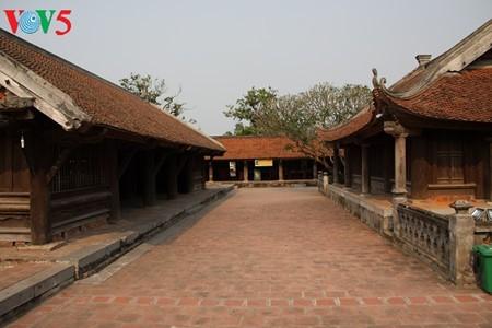 ស្ថាបត្យកម្មវិសេសវិសាលនៃវត្ត Keo នៅខេត្ត Thai Binh - ảnh 14