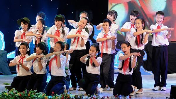 Kỷ niệm 55 năm Chương trình ca nhạc thiếu nhi của Đài Tiếng nói Việt Nam - ảnh 2