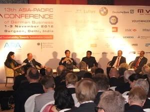 Bộ trưởng Bộ Công thương Vũ Huy Hoàng dự Hội nghị APK lần thứ 13 tại Ấn Độ - ảnh 1