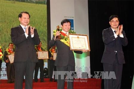 Gần 60 tác giả được trao giải Bông Lúa vàng cho sản phẩm nông nghiệp tiêu biểu - ảnh 1