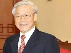 Tổng Bí thư Nguyễn Phú Trọng làm việc với lãnh đạo Bộ Văn hóa, Thể thao và Du lịch - ảnh 1