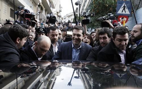 Kết quả bầu cử tại Hy Lạp: kẻ mừng, người lo  - ảnh 1