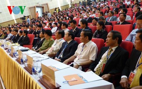 Hội nghị xúc tiến đầu tư và an sinh xã hội Tây nguyên lần thứ 3  - ảnh 1