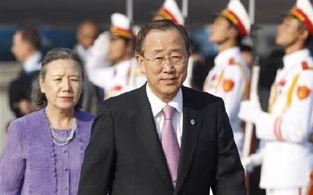 Tăng cường quan hệ Việt Nam và Liên hợp quốc - ảnh 1