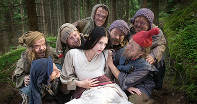 Viện Goethe và Đài Tiếng nói Việt Nam hợp tác phát sóng phim cổ tích Grimm - ảnh 1