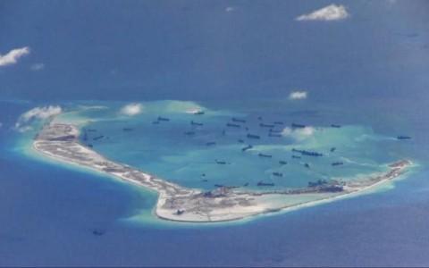 Hội đồng châu Âu và Mỹ kêu gọi các bên liên quan tìm kiếm giải pháp hòa bình về vấn đề Biển Đông - ảnh 1