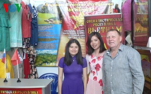 quang ba san pham viet nam tai hoi cho truyen thong kursk (nga) hinh 0