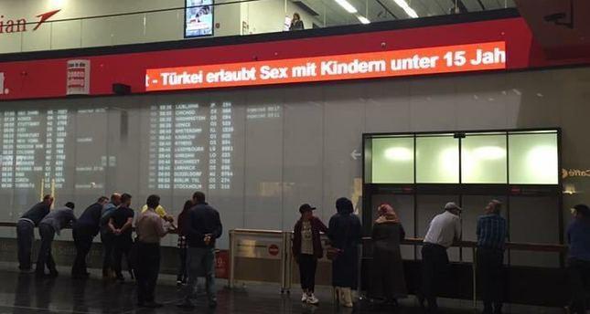 Tension rises between Turkey and Austria - ảnh 1