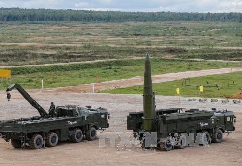 Russia deploys nuclear-capable missiles into Kaliningrad - ảnh 1